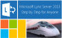 Microsoft Lync Server 2013 Step By Step e-Book
