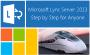 Microsoft Lync Server 2013 Step By Stepe-Book